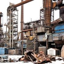 Rivning av Koverhar stålfabrik