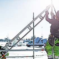 Delete Ställningsmontage i Umeå
