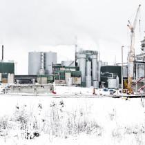 Metsä Fibre bioproduktfabrik Finland