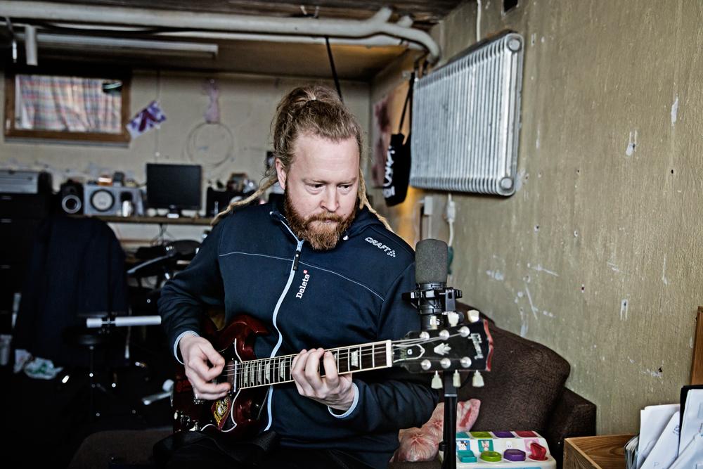 Patrik Stenman har tidigare medverkat i Skumdum