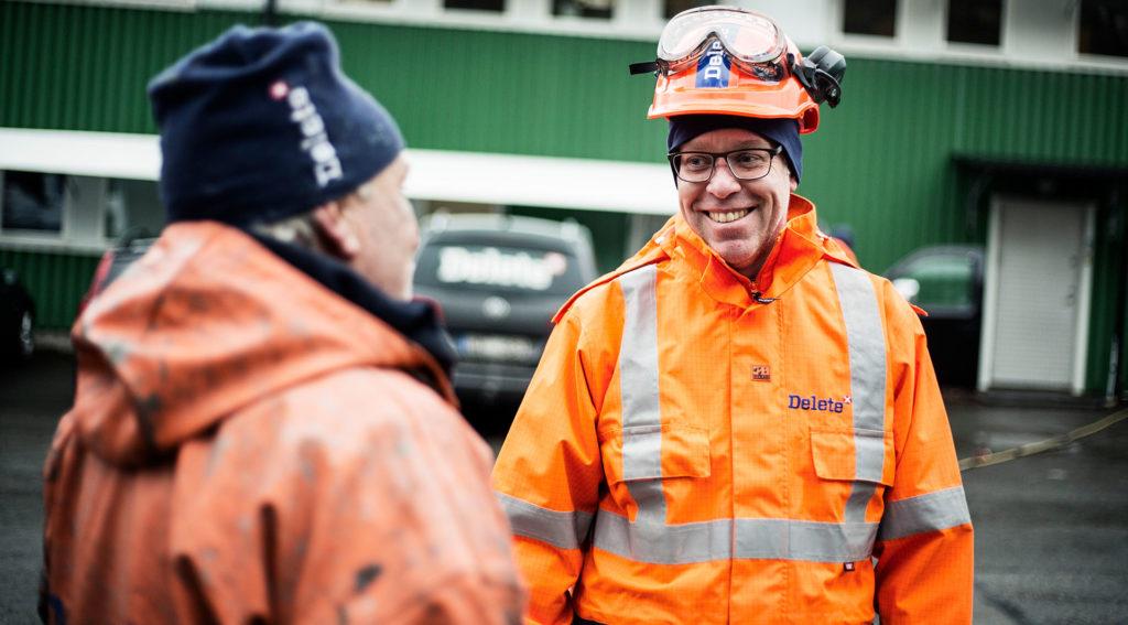 Åke Rehbinder platschef Industrisanering Göteborg
