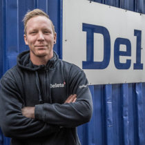 Sebastian Virtanen Delete Sölvesborg