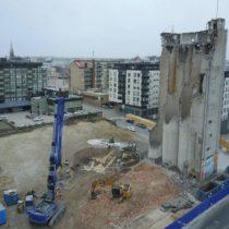 Rivning silos Mikkeli Delete