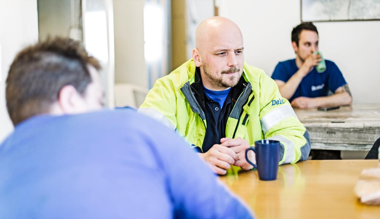 Tobias Blomquist platschef på Delete i Domsjö