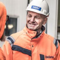 Peter Revay VD Delete i Sverige